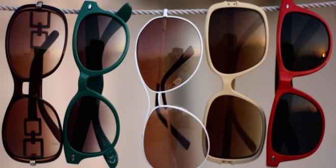 Ouarzazate .. Le danger des lunettes de soleil contrefaites