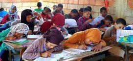 L'association de développent Tighramt organise des examens blancs pour se préparer 2019