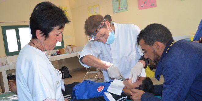 Zagora abritera une caravane médicale du 31 mars au 7 avril 2019